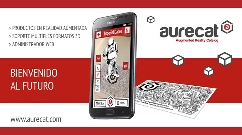 AURECAT - AUgmented REality CATalog<