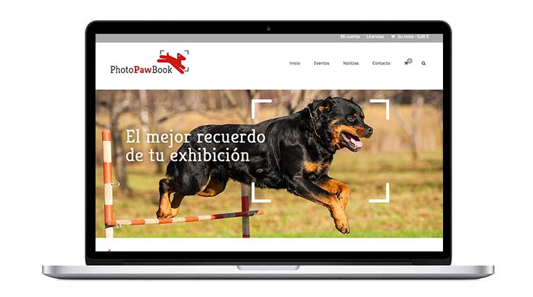 Web photopawbook responsive